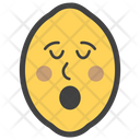 Astonished Lemon Icon