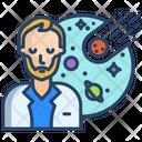 Astro Physicist Icon