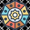 Astrology Horoscopy Stargazing Icon