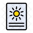 Astrology Card Icon