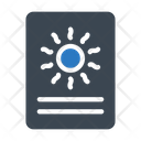 Astrology Card Astronomy Icon