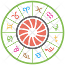 Astrology Chart Icon