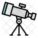 Astrology telescope Icon