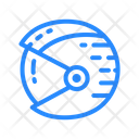 Space Astronaut Helmet Icon