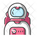 Astronaut Astronaut Helmet Space Helmet Icon