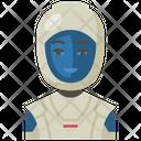 Astronaut Space Astronomy Icon
