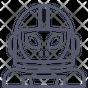 Astronaut Alien Alien Astronaut Icon
