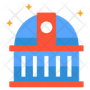 Astronaut Camp Icon