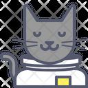 Astronaut Cat Cat Astronaut Cat Icon