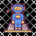 Astronaut Full Armor Icon