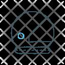 Astronaut Helmet Equipment Icon