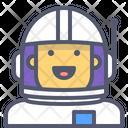 Astronaut Male Male Astronaut Male Icon