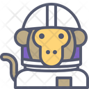 Astronaut Monkey Monkey Astronaut Monkey Icon