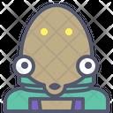 Astronaut Octopus Octopus Astronaut Octopus Icon