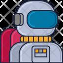 Astronaut Spacesuit Icon