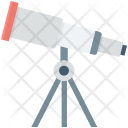Astronomy Planetarium Spyglass Icon