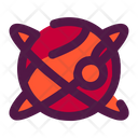 Science Astronomy Space Icon