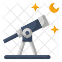 Astronomy Education School Icon