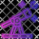 Astronomy Education School Icon