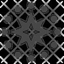 Chinese Zodiac Astrology Horoscope Icon