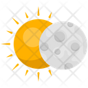 Astronomy Eclipse Moon Icon