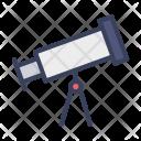 Astronomy Lens Stargazing Icon