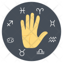 Palmistry Reading Signs Icon