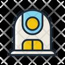 Astronomy Building Icon