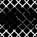 Asylum Camp Evacuee Icon