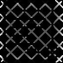 Asymmetric Keys Key Cryptography Encryption Icon