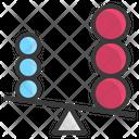 Asymmetry Icon