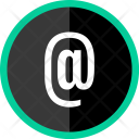 At Sign Email Icon
