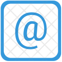 Mail Sign Label Icon