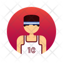 Athlete Sports Player Player Icon