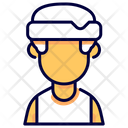 Athlete Avatar Sport Icon