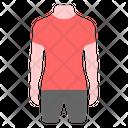 Trainer Athlete Bodybuilder Icon