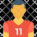 Athlete Sportsperson Sportsman Icon