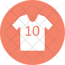 Athlete Shirt Clothes Shirt Icon