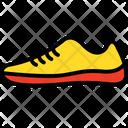 Athlete Shoe Icon