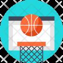 Athletic Ball Basket Icon