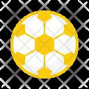 Athletic Ball Football Icon