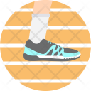 Athletics Running Runner Icon