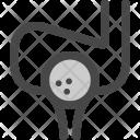 Athletics Ball Club Icon