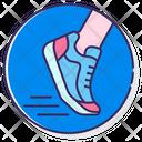 Athletics Athlete Race Icon