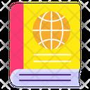 Atlas Book Icon