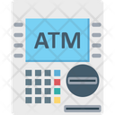 Atm Machine Automated Teller Machine Atm Icon