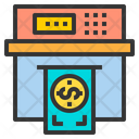Withdraw Atm Cash Withdraw Icon