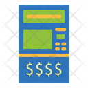 Atm Device Machine Icon