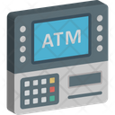 Atm Atm Machine Banking Icon