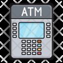 Atm Machine Withdraw Icon